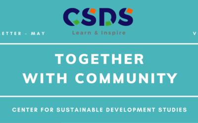 Bản Tin Tháng 5 – Chung tay vì Cộng đồng