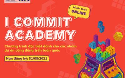 Tuyển thành viên – I COMMIT ACADEMY (ICMA 2021)