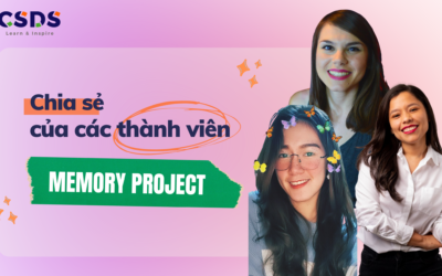 Dự án MEMORY – Hành trình kết nối ký ức