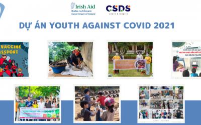 Chiến dịch Youth Against Covid 2021 và các dự án vì cộng đồng